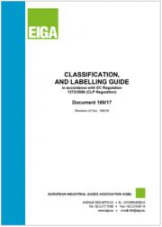 Guide CLP Regulation - EIGA | 2017