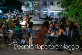 Decreto Riaperture Maggio 2021