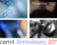 CEM4 November 2020 Update [Anniversary 20°]