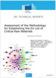 Assessment of the Methodology for Establishing the EU List of Critical Raw Materials