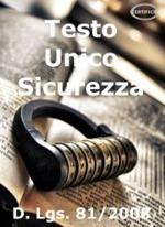 ebook Testo Unico Sicurezza D. Lgs 81/2008 - Ed. 12.0 Febbraio 2016
