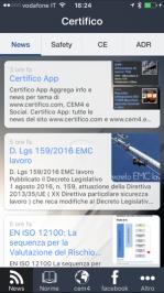 Certifico App