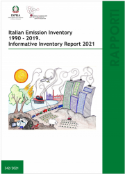 Inventario nazionale delle emissioni in atmosfera 1990-2019