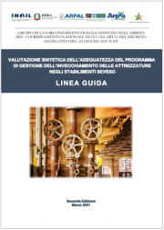 Valutazione invecchiamento attrezzature negli stabilimenti Seveso
