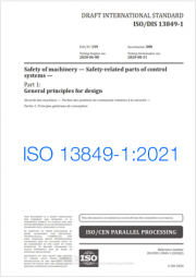 ISO 13849-1:2021