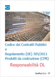Codice dei contratti pubblici e CPR