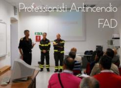 Aggiornamento Formazione Professionisti Antincendio: Nota  VVF