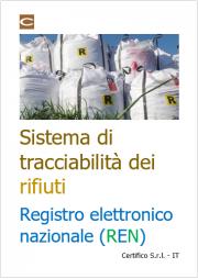 Sistema di tracciabilità dei rifiuti | Registro elettronico nazionale (REN)