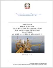 Linee guida redazione relazione grandi rischi Dlgs 145/2015