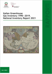 Italian Greenhouse Gas Inventory 1990-2019