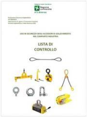 Lista di controllo accessori di sollevamento