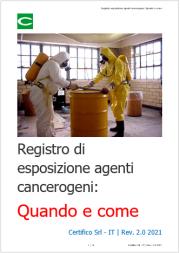 Registro esposizione agenti cancerogeni: Quando e Come