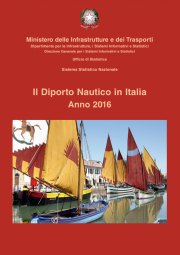 Il Diporto Nautico in Italia - Anno 2016