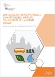 Linee Guida nuovo modello Rapporto sulla qualità dell'ambiente urbano