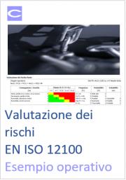Valutazione dei rischi EN ISO 12100: Esempio operativo