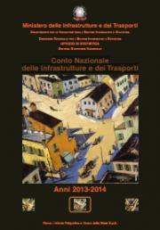 Conto Nazionale delle Infrastrutture e dei Trasporti 2013-14