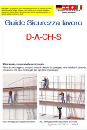 Guide sicurezza lavori in quota D-A-CH-S