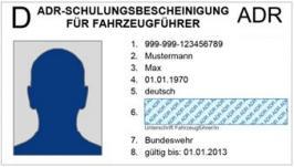 Certificati ADR Conducenti