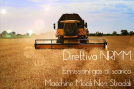 Direttiva Emissioni da Macchine Mobili non Stradali (NRMMD)