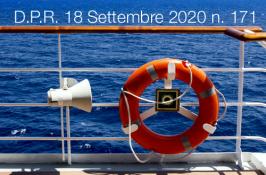 D.P.R. 18 Settembre 2020 n. 171