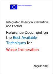 BREF for Waste Incineration