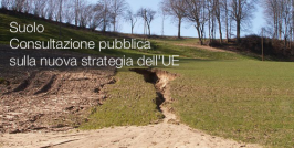 Suolo: Consultazione pubblica sulla nuova strategia dell'UE