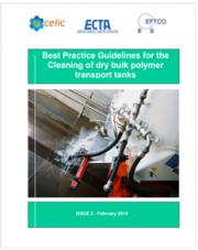 Best Practice Guidelines for the Cleaning of dry bulk polymer transport tanks