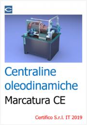 Centraline oleodinamiche | Marcatura CE