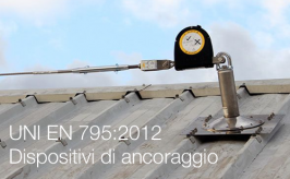 UNI EN 795:2012 | Dispositivi di ancoraggio