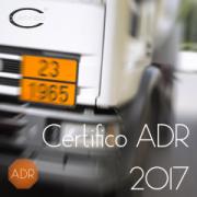 Certifico ADR 2017: disponibile da Ottobre 2016