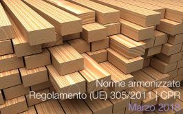 12° Elenco norme armonizzate Regolamento (UE) 305/2011 CPR - Marzo 2018