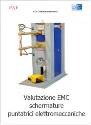 Valutazione EMC schermature puntatrici elettromeccaniche