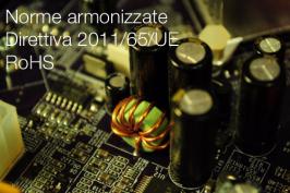 Norme armonizzate RoHS Novembre 2012