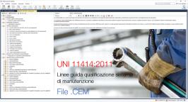 Linee guida per la qualificazione del sistema di manutenzione - file CEM