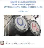 Prime linee guida per la Ricerca italiana sull'idrogeno