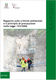 Rapporto principio di precauzione nella Legge 152/2006