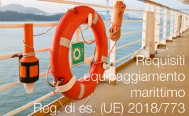 Regolamento di esecuzione (UE) 2018/773