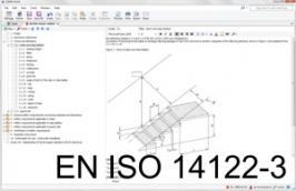 EN ISO 14122-3:2010 Accesso macchine: scale e parapetti