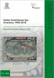 Italian Greenhouse Gas Inventory 1990-2018