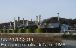 UNI 11761:2019   Emissioni e qualità dell'aria: IOMS