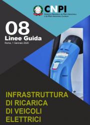 Linee guida CNPI 8/2020 | Infrastruttura di ricarica veicoli elettrici