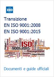 Transizione da ISO 9001:2008 a ISO 9001:2015