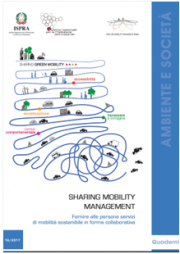 ISPRA 16/2017 Sharing mobility management