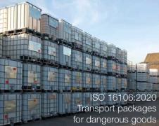 ISO 16106:2020   Imballaggi per merci pericolose