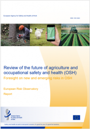 EU-OSHA | Review of the future of agriculture and OSH