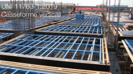 UNI 11763-1:2019 | Casseforme verticali