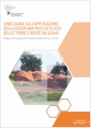 Linee guida SNPA 22/2019 | Terre e rocce da scavo