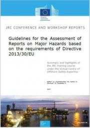 Linee guida CE per la valutazione dei principali pericoli direttiva 2013/30/UE