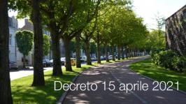 Decreto 15 aprile 2021