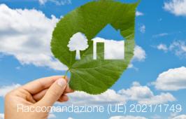 Raccomandazione (UE) 2021/1749